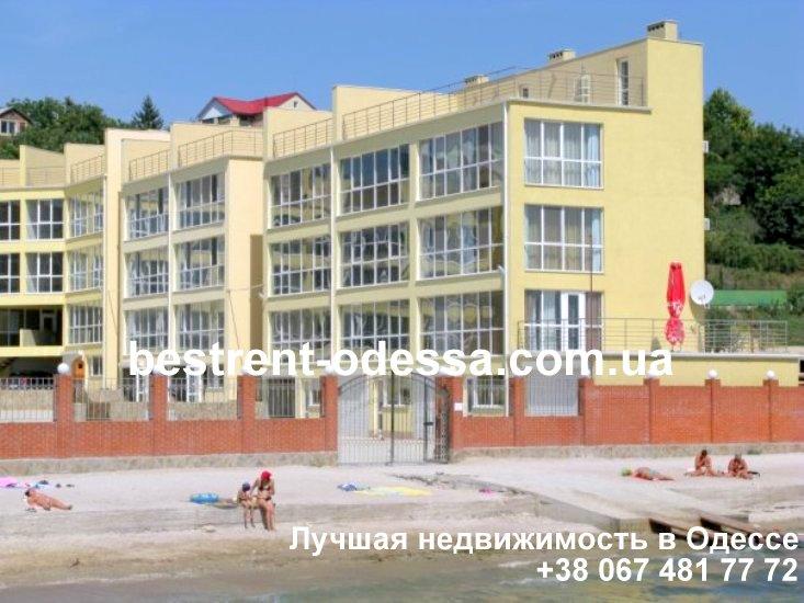 Дом у моря в Одессе, Крыжановка-1 (№81)