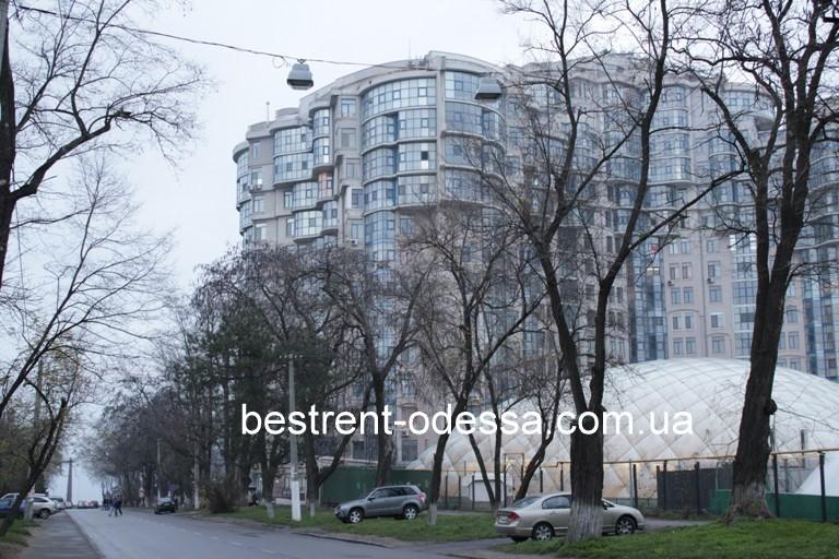 "парк Шевченко, ЖК ""Мерседес"" (№3-104)"