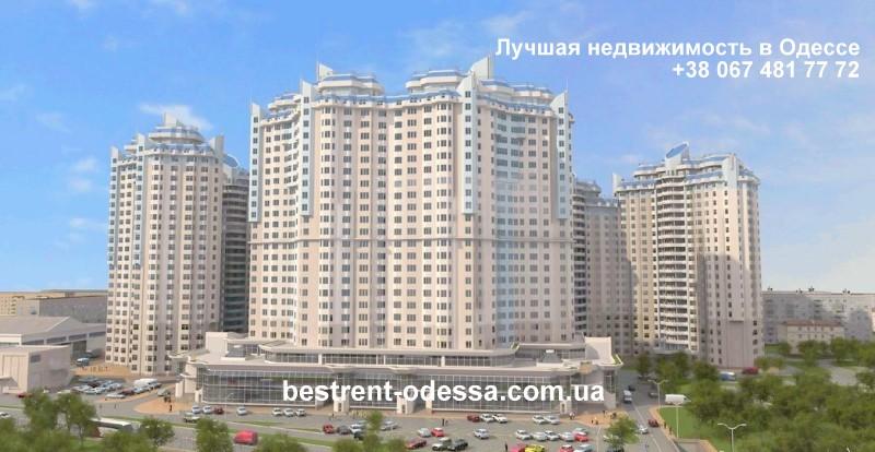 ул Среднефонтанская (№к-1)