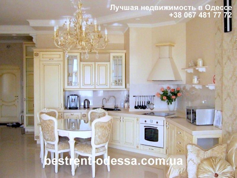 Аркадия, Гагаринское плато (№3-77) - 3-х комнатная квартира