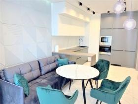 красивая, видовая квартира в жк 44 Жемчужина-(№1-610)