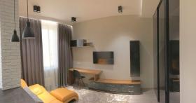 17 Жемчужина, 1к квартира в новом доме, центр(№1-195)