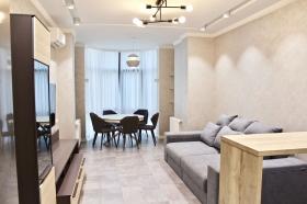 двуспальная квартира в жк Крит(№3-1076)