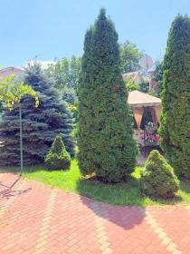 10 Фонтана, ул. Куприна, дом на лето или долго с бассейном(№578)