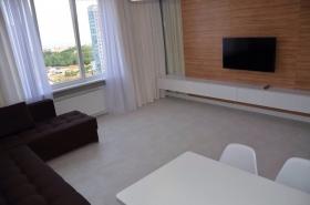 новая 3х ком квартира в жк Гольфстрим(№3-610)