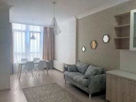 новая двуспальная квартира в жк Французский Бульвар (№3-499)