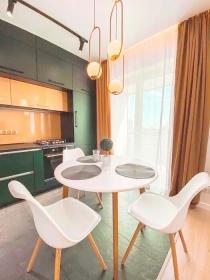 Сады Семирамиды, дизайнерская квартира(№1-653)