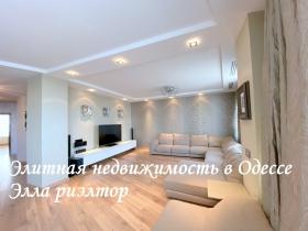 сдам квартиру в комплексе Белый Парус(№4-135)