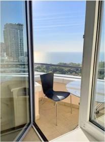 новая квартира в жк Белый Парус-(№1-200)-вид моря