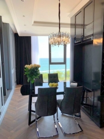 Коста Фонтана, 2х ком квартира с видом на море(№2-778)