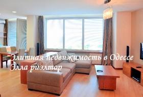 3х ком видовая квартира в жк Белый Парус(№3-943)