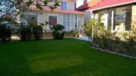 На лето дом с бассейном в Совиньоне(№404)