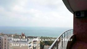 Ланжерон-комплекс у моря, 3 комнаты(№3-97)