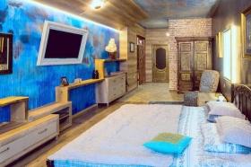 Дизайн-проект, 3х ком квартира в доме Пальмира(№3-810)