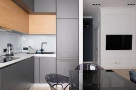 двуспальная квартира в доме 16 Жемчужина(№2-464)