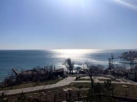 на лето! Студия с видом на море-Аркадийский Дворец(№1-69)
