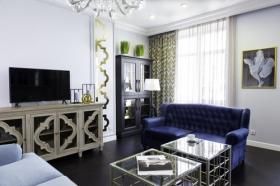 новая 3х ком квартира в доме от ЗАРС(№3-895)