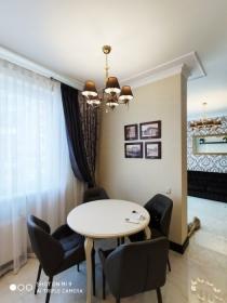 дизайн-проект стильной квартиры в жк 26 Жемчужина(№1-398)