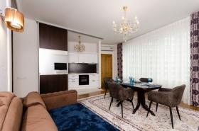 3х ком квартира в жк Белый Парус(№3-948)