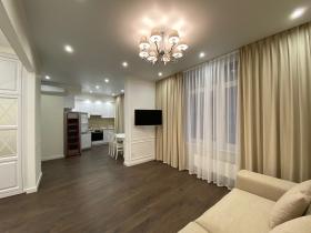 новая односпальная квартира в жк 32 Жемчужина(№1-537)