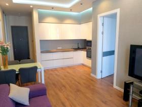 двуспальная квартира в доме от ЗАРС(№3-866)