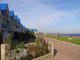 коттедж у воды со своим пляжем-(№89)