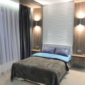 АкадемГородок, новая односпальная квартира(№2-640)