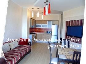 переулок Мукачевский, квартира после ремонта, 3 комнаты(№3-200)