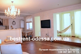 Аренда квартиры в Одессе, парк Шевченко-(3-675)