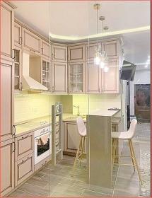 стильная квартира в жк Гагарин Плаза-(№1-697)