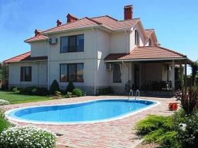 Совиньон-2, Люстдорф(№358), дом с бассейном