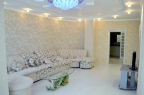 новая 3х ком квартира в доме Курочка Ряба, сдам в Одессе(№3-784)
