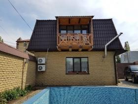 Дом с бассейном на длительно или посуточно, Аркадия(№501)