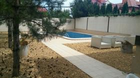 Совиньон-2, дом с бассейном на лето (№507)