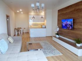 Новая Аркадия, новая 3х ком квартира(№3-820)