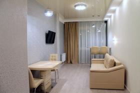 Гагарин Плаза, новая односпальная квартира(№2-783)