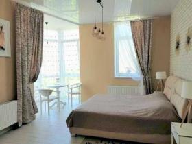 Гагаринский, новая односпальная квартира(№2-788)