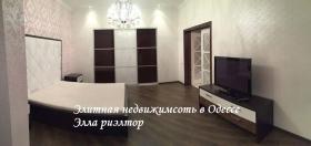 односпальная квартира в жк Руслан и Людмила(№1-162)