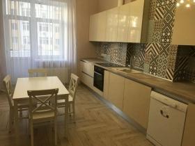 новая 3х ком квартира в жк Одиссей(№3-838)