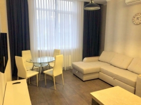 новая квартира в доме Французский Бульвар(№1-380)