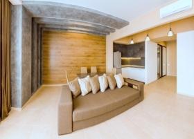 Видовая односпальная квартира, жк Пальмира(№2-807)