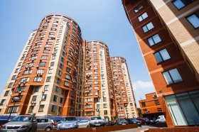 1 ком квартира в жк Бочки(№1-275)