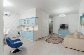3х спальная квартира в новом доме Гагарин Плаза(№4-213)