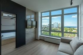 новая квартира в жк 31 Жемчужина, вид на море(№2-579)