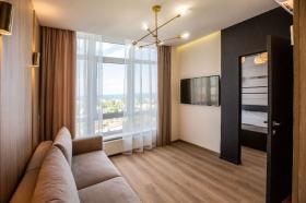 31 Жемчужина, новая видовая квартира(№1-444)