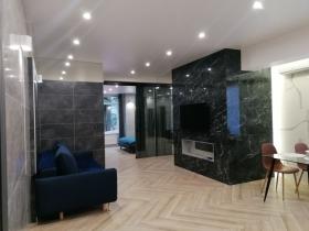 жк Каретный, стильная квартира в центре (№1-445)