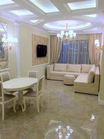 стильная односпальная квартира в жк Дом на Осипова(№1-475)