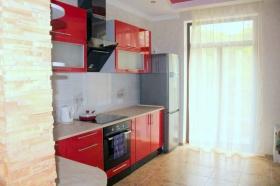 дом КРИТ, двуспальная квартира(№2-263)