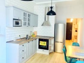 25 Жемчужина, стильная 1к квартира(№1-582)