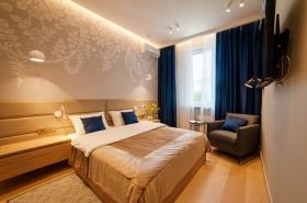 24 Жемчужина, дизайн-проект 1к квартира(№1-137)